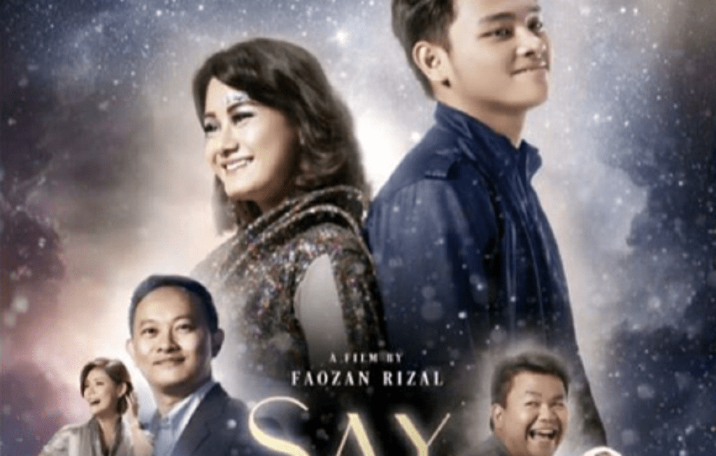 Sinopsis Film Say I Love You (2019)